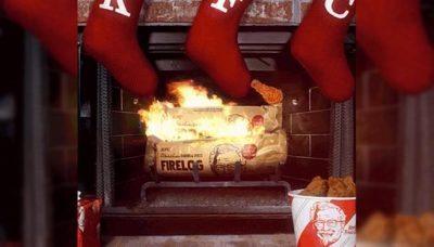 KFC-Fireplace