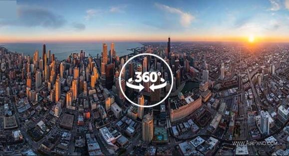 Facebook 360 videos
