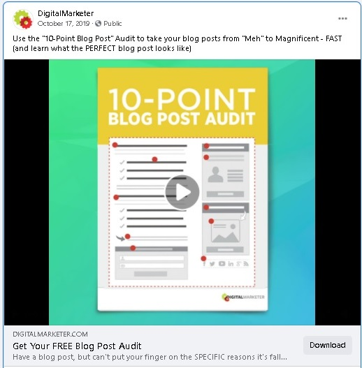 Ֆեյսբուքի գովազդների մի քանի լավագույն օրինակներ – Մաս 5