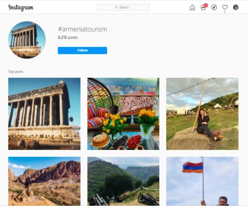 Instagram marketing - hashtags