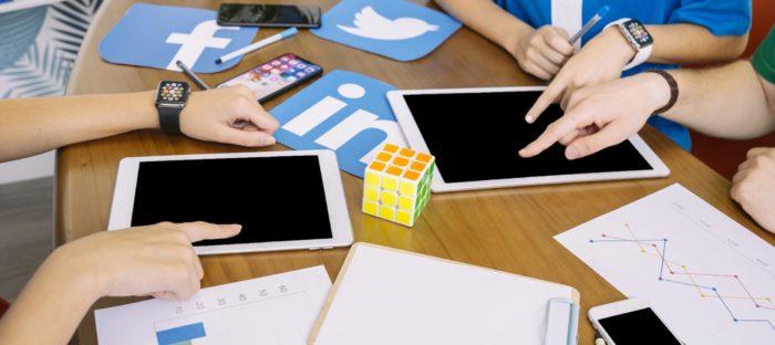 social media online training
